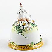 Сувениры и подарки ручной работы. Ярмарка Мастеров - ручная работа Колокольчик. Handmade.