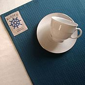 Для дома и интерьера handmade. Livemaster - original item Placemat