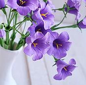 Цветы и флористика handmade. Livemaster - original item A bunch of bells.. Handmade.