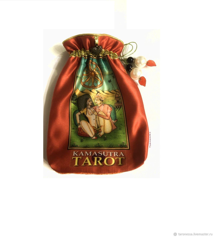 Bag for ' Kama Sutra Tarot', Baggie, Noginsk,  Фото №1
