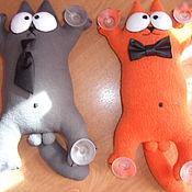 Куклы и игрушки ручной работы. Ярмарка Мастеров - ручная работа Кот Саймона. Handmade.