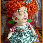 Куклы и игрушки ручной работы. Ярмарка Мастеров - ручная работа Домовушка. Фея домашнего уюта.. Handmade.