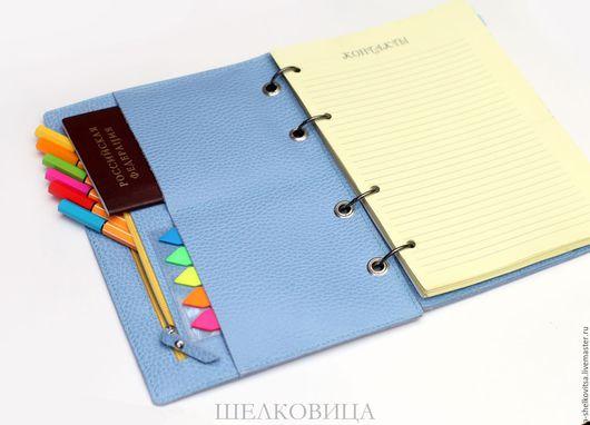 Как сделать ежедневник из тетради своими руками
