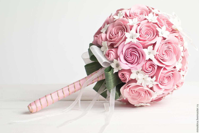 Букет цветов, букет невесты хабаровск фото