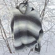 Одежда handmade. Livemaster - original item The cable knit bulk. Handmade.