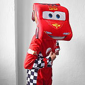 "Одежда handmade. Livemaster - original item Lightning McQueen ""Cars"". Animator-actor suit. Handmade."
