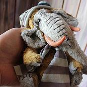 Куклы и игрушки ручной работы. Ярмарка Мастеров - ручная работа Мамонтенок Тобби. Handmade.