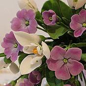 Свадебный салон handmade. Livemaster - original item The snowdrops.Bouquet.Wedding. The bride`s bouquet .