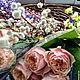 Картины цветов ручной работы. «Розы». картина маслом. Натюрморт. Черемина Наталия. Ярмарка Мастеров. Картина в дом, картина мастихином