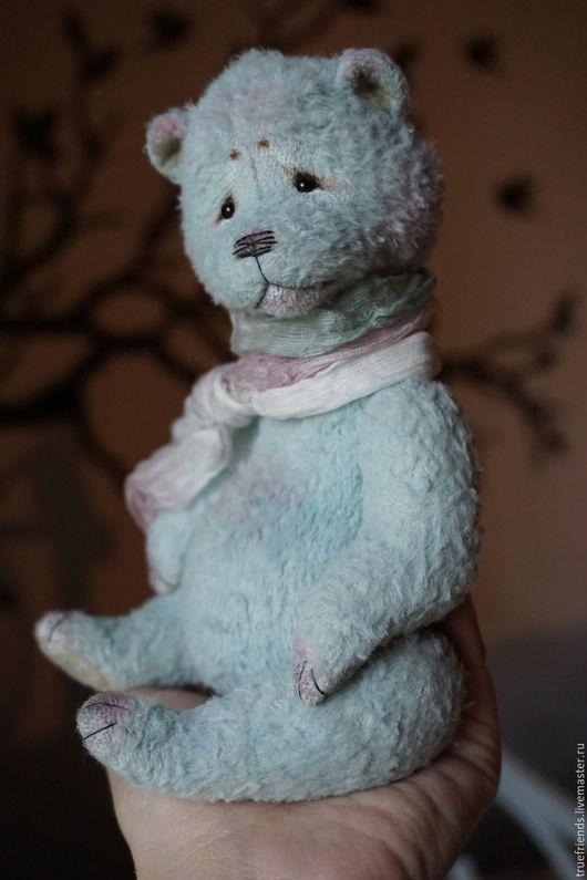 Мишки Тедди ручной работы. Ярмарка Мастеров - ручная работа. Купить Minty breeze. Handmade. Мятный, опилки древесные