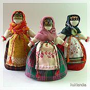 Куклы и игрушки ручной работы. Ярмарка Мастеров - ручная работа Берегиня, русская народная кукла, славянские обереги. Handmade.