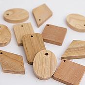 Материалы для творчества handmade. Livemaster - original item Wooden dies with holes. Handmade.