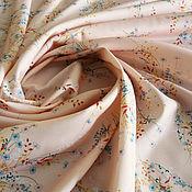 Материалы для творчества handmade. Livemaster - original item Italian viscose fabric, suitably pliable. Handmade.