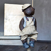 Куклы и игрушки ручной работы. Ярмарка Мастеров - ручная работа Серёга. Handmade.