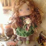 Куклы и игрушки ручной работы. Ярмарка Мастеров - ручная работа Ксюша. Handmade.
