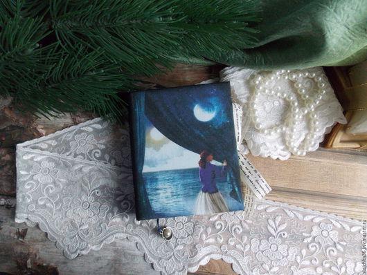 Блокноты ручной работы. Ярмарка Мастеров - ручная работа. Купить Блокнотик сказочный. Handmade. Комбинированный, блокнот в подарок, блокноты, сказочный