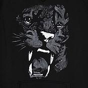 handmade. Livemaster - original item Sweatshirt, sweatshirt painted
