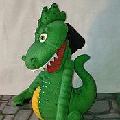 Куклы и игрушки ручной работы. Ярмарка Мастеров - ручная работа Дракон. Handmade.