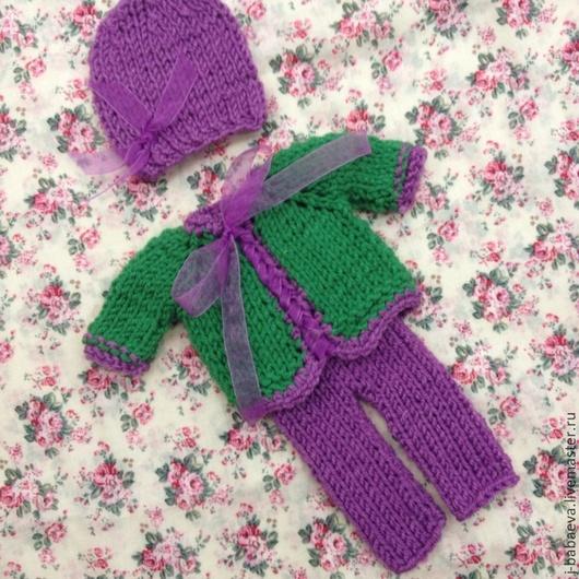 Одежда для кукол ручной работы. Ярмарка Мастеров - ручная работа. Купить Одежда для кукол. Handmade. Одежда для кукол, одежда