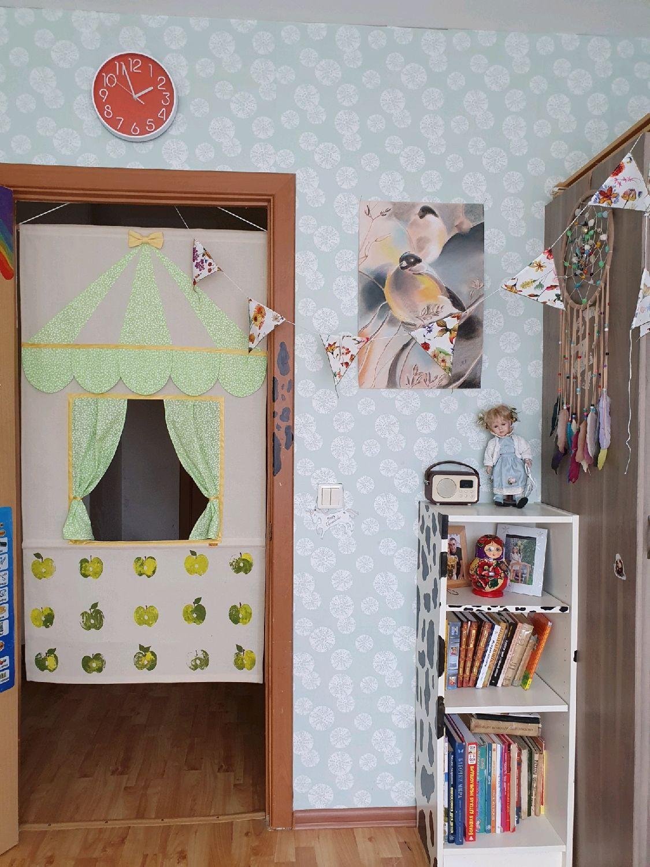 Ширма для кукольного театра, Кукольный театр, Краснодар,  Фото №1
