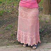 """Одежда ручной работы. Ярмарка Мастеров - ручная работа Юбочка """"Лето розового цвета"""". Handmade."""
