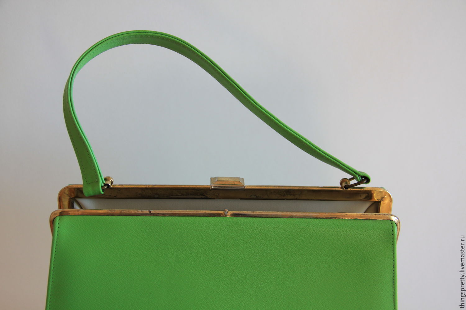 Vintage Handbag From The 1960 Ies Usa Pretty