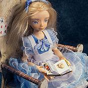 Куклы и пупсы ручной работы. Ярмарка Мастеров - ручная работа Алиса в Стране Чудес. Handmade.