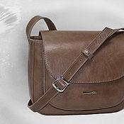 Сумки и аксессуары handmade. Livemaster - original item Leather ladies handbag. Handmade.