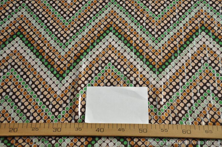 Шифон шелковый с люрексом от Missoni, Ткани, Москва,  Фото №1