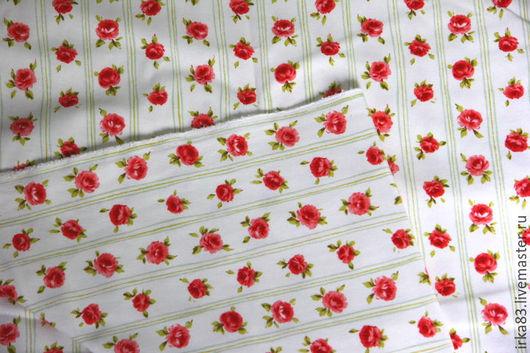 Шитье ручной работы. Ярмарка Мастеров - ручная работа. Купить Ткань Корея.   ОКСФОРД (лён). Handmade. Ткань для рукоделия