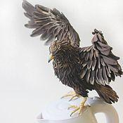 """Куклы и игрушки ручной работы. Ярмарка Мастеров - ручная работа фигурка """"Орел"""" (статуэтка орла). Handmade."""