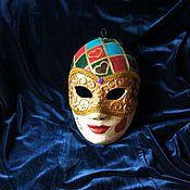 """Для дома и интерьера ручной работы. Ярмарка Мастеров - ручная работа Венецианская маска """"Lover"""" вольто.. Handmade."""