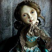 Куклы и игрушки ручной работы. Ярмарка Мастеров - ручная работа Подвижная кукла Агата. Handmade.