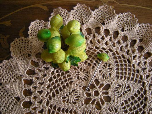 Салфетка `Цвет персика`