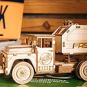 handmade. Livemaster - original item Constructor truck Rally-Sport. Handmade.