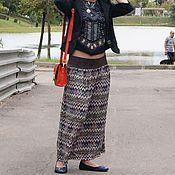 Одежда ручной работы. Ярмарка Мастеров - ручная работа Длинная летняя юбка. Handmade.