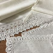 Для дома и интерьера handmade. Livemaster - original item Wedding set, towels and napkins. Handmade.