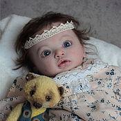 Куклы и игрушки ручной работы. Ярмарка Мастеров - ручная работа Прекрасная  Julietta.. Handmade.