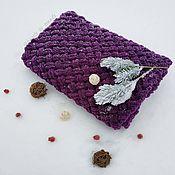 Для дома и интерьера handmade. Livemaster - original item Plush blanket
