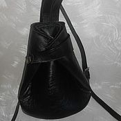 Сумки и аксессуары handmade. Livemaster - original item Womens leather backpack bag