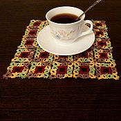 Для дома и интерьера handmade. Livemaster - original item Lace cloth for tea-table. Handmade.