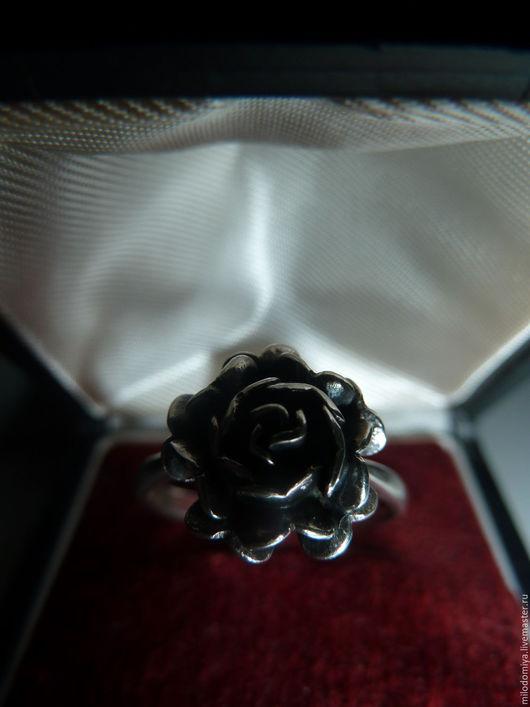 Винтажные украшения. Ярмарка Мастеров - ручная работа. Купить Винтажное кольцо. Серебро 875 пробы.. Handmade. Серебряный, кольцо для девушки