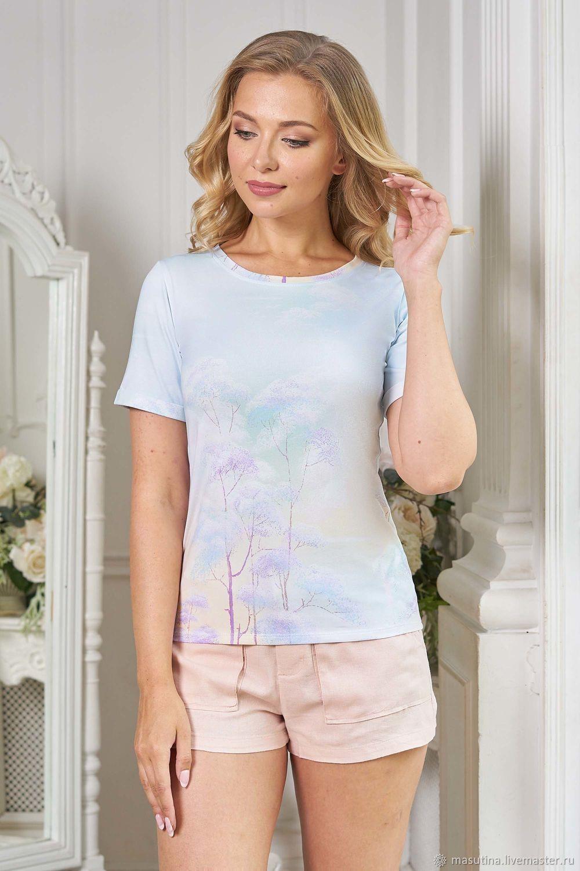 T-Shirt ' Fantasy', T-shirts, St. Petersburg,  Фото №1