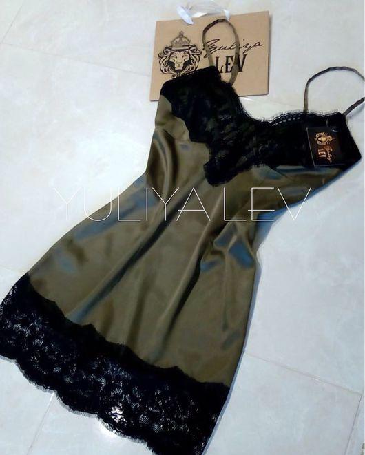 Платья ручной работы. Ярмарка Мастеров - ручная работа. Купить Платье -комбинация YULIYA LEV. Handmade. Платье, платье коктейльное
