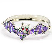 Украшения handmade. Livemaster - original item BRACELET Bat. Unique bracelet with natural stones. Handmade.