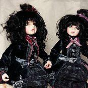 Куклы и игрушки ручной работы. Ярмарка Мастеров - ручная работа Сестренки Айона и Тара. Handmade.
