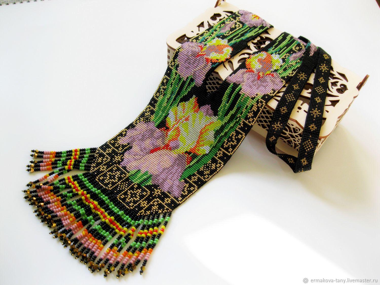 Necklace Gerdan Flowers, Gerdan, Tolyatti,  Фото №1