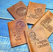 Субкультуры handmade. Livemaster - original item passport covers