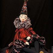 Куклы и игрушки ручной работы. Ярмарка Мастеров - ручная работа Пьеро / Pierrot. Handmade.