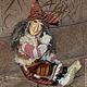 Сказочные персонажи ручной работы. Баба Яга(1). Татьяна Гаврилова. Интернет-магазин Ярмарка Мастеров. Баба яга, славянские мотивы